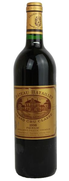 Chateau Batailley, 1996